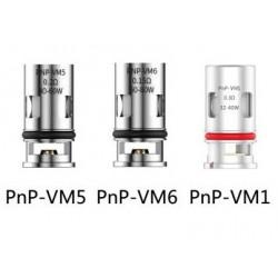 GRZAŁKA VOOPOO DRAG S/X PNP VM5 lub VM6
