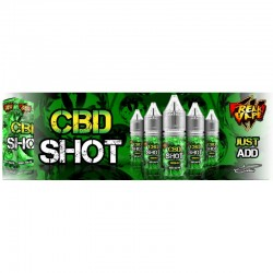SHOT CBD 3000 MG 10 ML