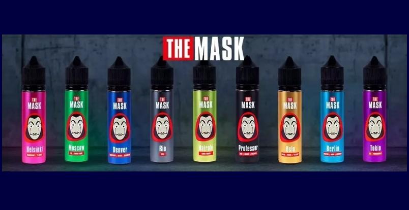 premixy The Mask e papierosy hurtownia